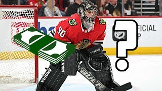 What Kind of Compensation Does An Emergency NHL Backup Goalie Get?