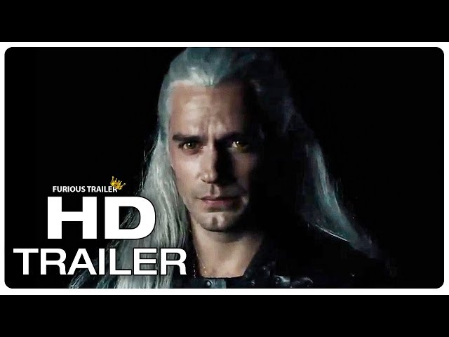 THE WITCHER Official Teaser Trailer (NEW 2019) Netflix