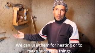 Ageluiov Xgoleaguu, Master Walnut Wood Craftsman From Arslanbob, Kyrgyzstan