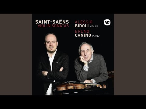 Violin Sonata No. 1 in D Minor, Op. 75, R 123: II. Allegretto moderato - Allegro molto