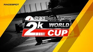Skip Barber 2k World Cup | Round 10 at Monza