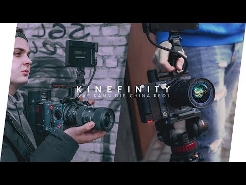 Die CHINA RED - Kinefinity Terra 4k Review (ft. felixba) | Jonah Plank