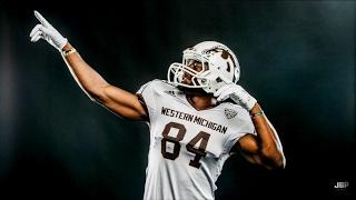 getlinkyoutube.com-Most Exciting WR in College Football || Western Michigan WR Corey Davis 2016 Highlights ᴴᴰ