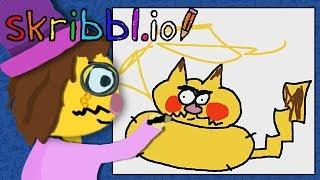 Alles ist Gelb 「Skribbl.io」