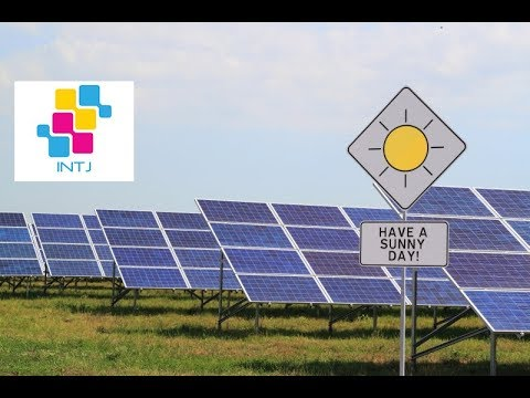 The INTJ Solar Powered Cryptocurrency Mining Project