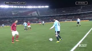 One Of The Most Entertaining Messi Performances for Argentina That Went Unnoticed!!