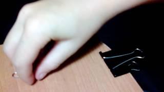 Лайфхак Как сделать временную подставку для телефона
