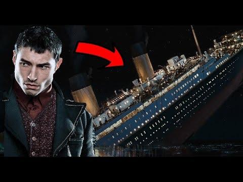 ERA O TITANIC OU NÃO EM CRIMES DE GRINDELWALD?