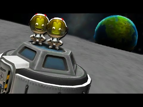 FLY ME TO THE MOON | Kerbal Space Program 39