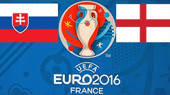 FIFA 16 EM-PROGNOSE #27 - SLOWAKEI (SLOWENIEN) : ENGLAND