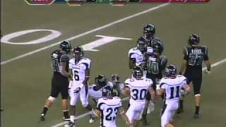 Hawaii Highlights vs. Nevada 2010