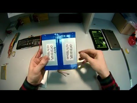 Как подобрать и купить аккумулятор (батарею) для планшета или электронной книги