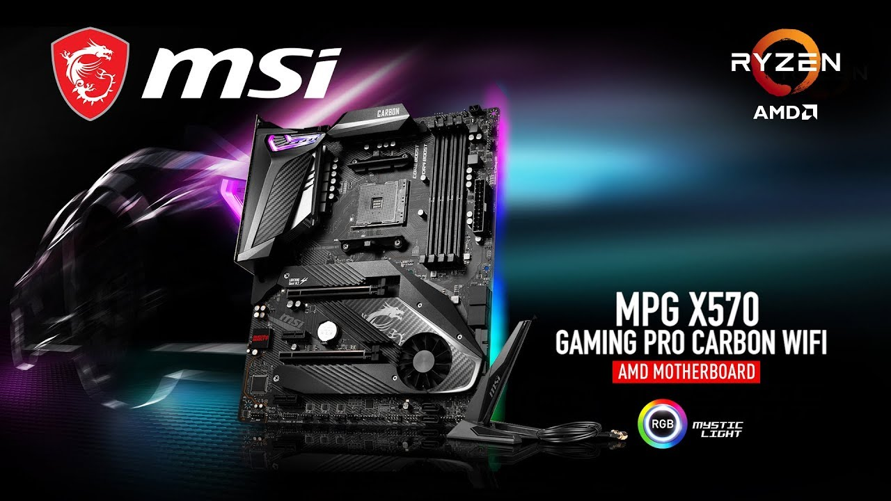 Motherboard - The world leader in motherboard design | MSI