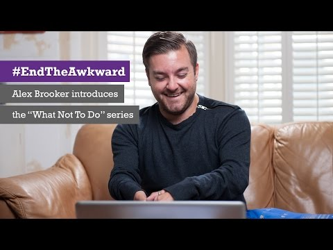 The teacher assumed I couldn't swim! - The Last Leg's Alex Brooker introduces 'What Not To Do'
