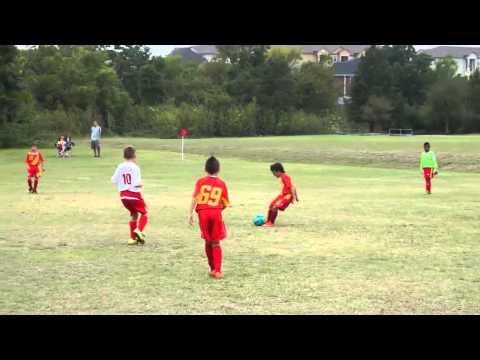 U10 Possession Soccer - One World Soccer U10 Blue in Austin, TX