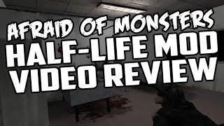 Mod Corner - Afraid of Monsters