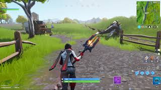 Fortnite Cracks in the Ground Log Day 2