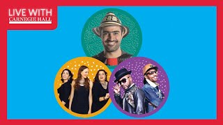 Live with Carnegie Hall: Musical Explorers for Families - Cumbia, Armenian Folk, and Hip Hop