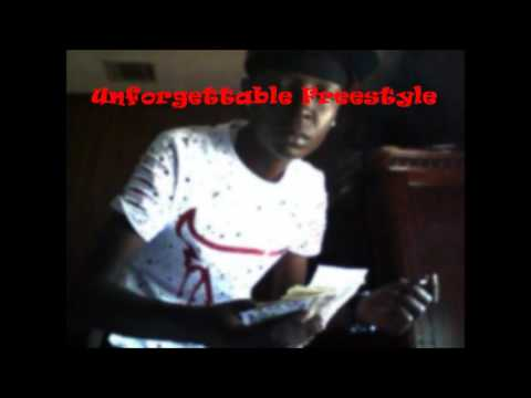 Gutta - Unforgettable Freestyle ((French...