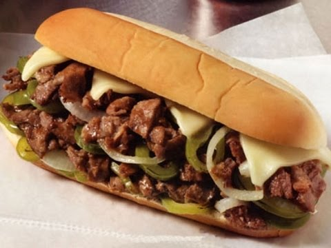 Philly Cheese Steak - How To Make Beef Philly Cheese Steak Recipe - YouTube