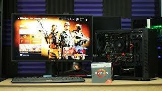 Ryzen 5 2400G Gaming without a GPU?!?!?