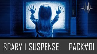 Scary | Suspense Sound Effects Pack#01 (Free to use)