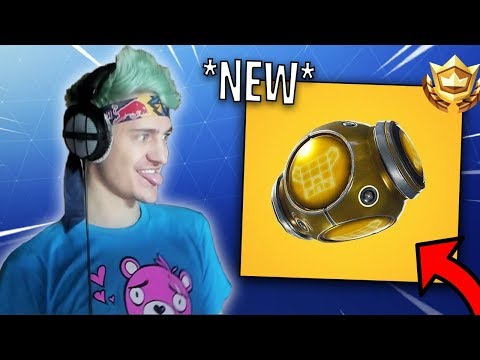 Ninja Loves The *NEW* PortAFortress! OVERPOWERED  Fortnite Highlights & Funny Moments