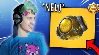 Ninja Loves The *NEW* Port-A-Fortress! (OVERPOWERED) | Fortnite Highlights & Funny Moments