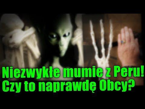 Czy tajemnicze mumie z Peru to kosmici? Tak twierdzi rosyjski naukowiec!