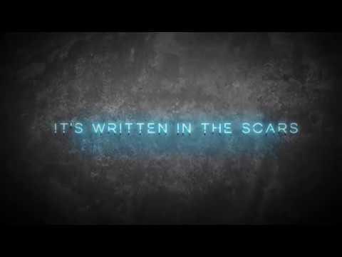 The Script - Written In The Scars  (Teaser)