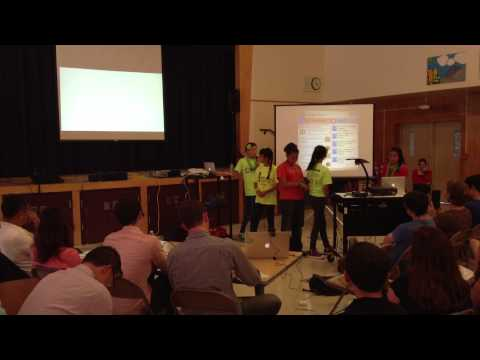 Startup Weekend Education Silicon Valley - Notebook Check Winning Presentation