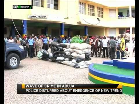 RISING WAVE OF CRIME IN ABUJA