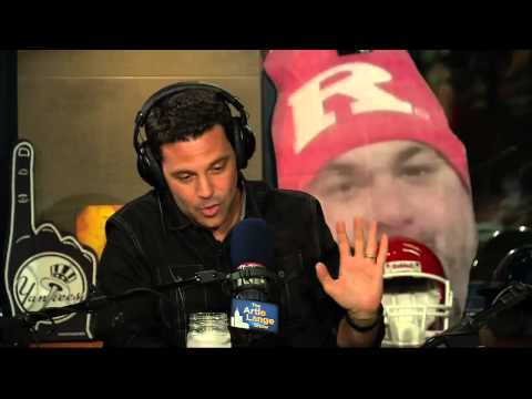 The Artie Lange   David Alan Basche Part 1  In the Studio