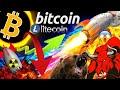🔥 BITCOIN and LITECOIN MAKING MOVE??🔥btc ltc price prediction, analysis, news, trading