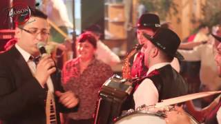Iulian Dumitrache si Roson Music Band - SARBE DE JOC ( Restaurant Rustic ) 2016