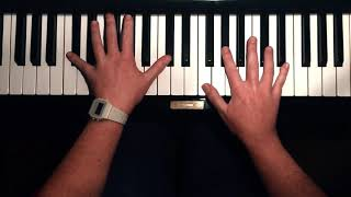About a Girl - Nirvana, solo piano cover YouTube Thumbnail