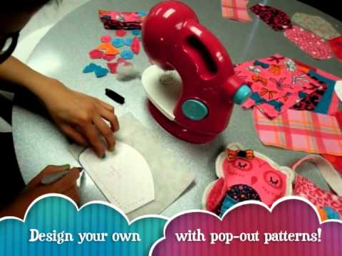 Sew Cool Demo Sizzle - YouTube
