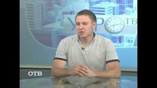 Лесоруб Руслан Сайдулин — звезда американского реалити-шоу (31.07.14)