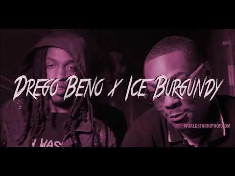 "Drego & Lil Beno ft. Ice Burgundy type beat - ""Alicia Keys"" | Detroit type beat 2019"