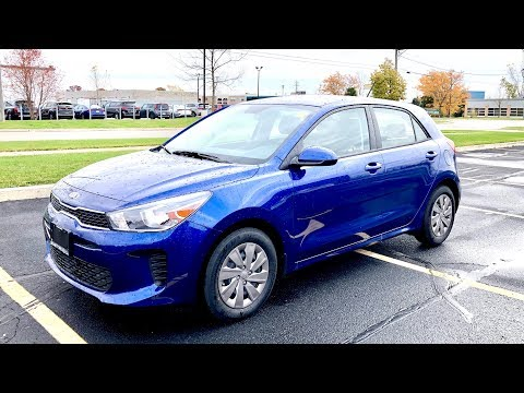 2020 Kia Rio Full Walkaround Review