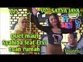 SYAHIBA SAUFA - Tau Tatu Live Satya Jaya (cover)