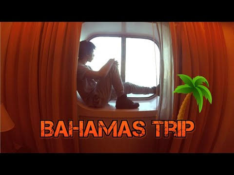 We Broke An Elevator On A Cruise! | My Trip To The Bahamas | Vlog