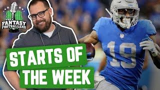 Fantasy Football 2019 - Starts of the Week + Week 15 Breakdown, Notoriety of Toughness - Ep. #836