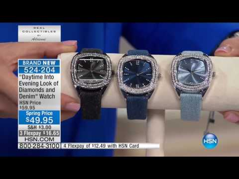 HSN | Real Collectibles Jewelry By Adrienne 02.16.2017 - 10 AM