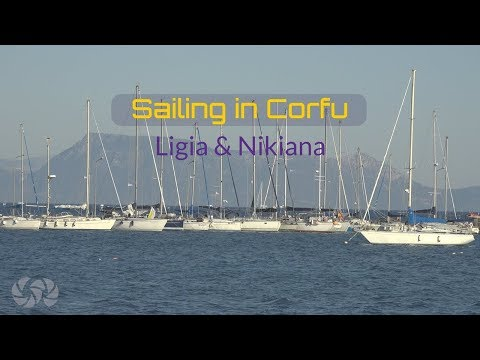 Ligia | Nikiana | Lefkada | Greece | sailing in Corfu | small marina for sailboat | cruise & travel