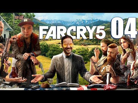 Sekt oder Sekte? | Far Cry 5 mit Dennis & Sandro #04