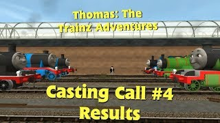 T:TTA - Casting Call #4 Results
