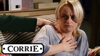Chemotherapy Begins to Take It's Toll on Sinead | Coronation Street