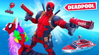 DEADPOOL IS FINALLY HERE! (New Mythic Dual Pistols)