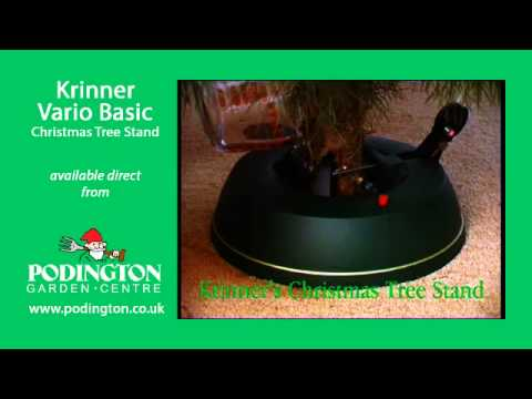 The Best Christmas Tree Stand There Is - YouTube